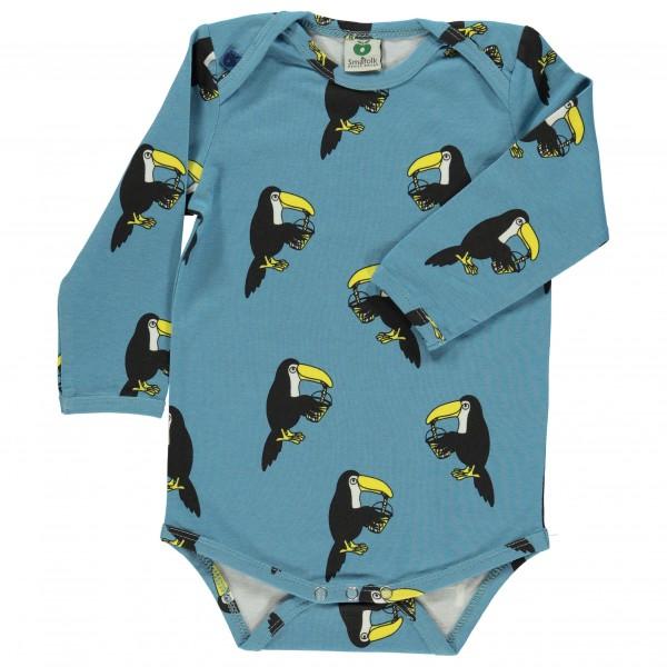 Smafolk - Kid's Body With Toucan - Underkläder
