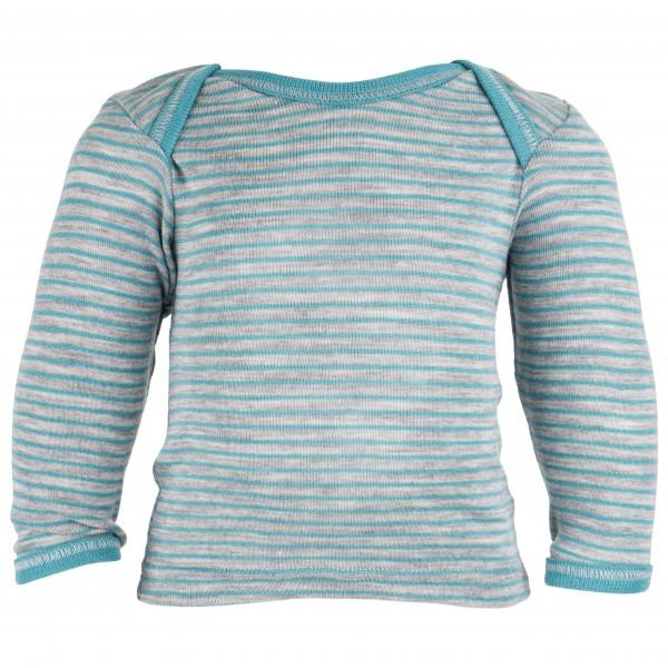 Engel - Baby-Schlupfhemd Langarm - Silkeundertøj