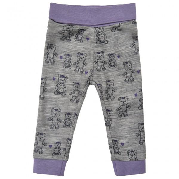 ME TOO - Kid's Pants with Rib N.O.O.S. - Underkläder merinoull