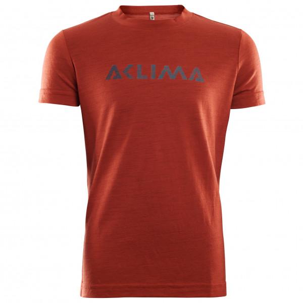 Aclima - Kid's LightWool T-Shirt - Merino undertøj