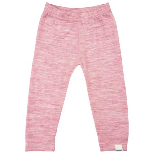 CeLaVi - Kid's Pants Wonder Wollies 100 - Merino-ondergoed