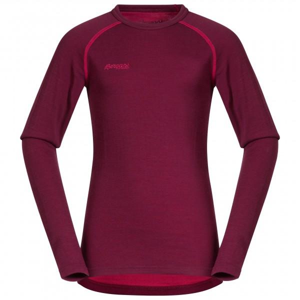 Bergans - Akeleie Youth Shirt - Merino ondergoed