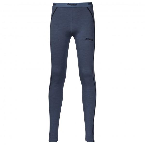 Bergans - Akeleie Youth Tights - Merino undertøj