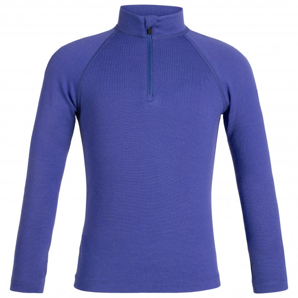 Icebreaker - Kids 260 Tech L/S Half Zip - Merino base layer