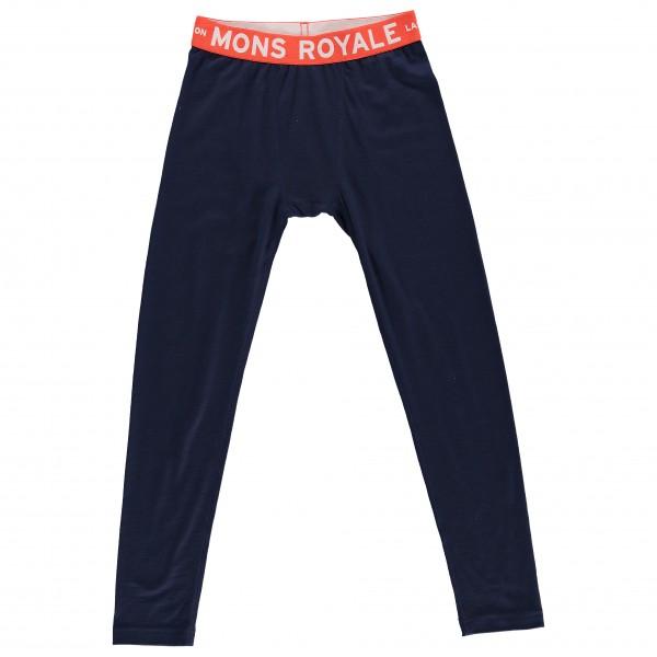 Mons Royale - Boy's Groms Legging - Merino undertøj
