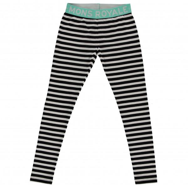 Mons Royale - Girl's Groms Legging - Underkläder merinoull