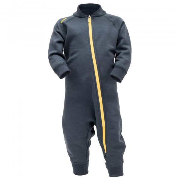 Devold - Nibba Baby Wool Playsuit - Merinovilla-alusvaatteet
