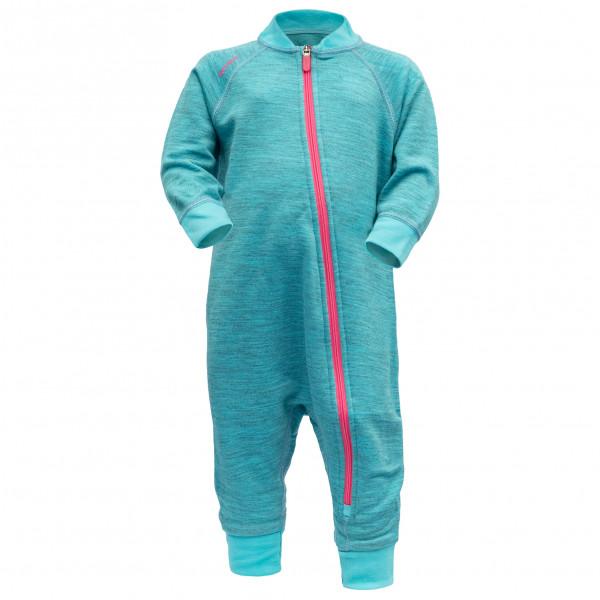 Devold - Nibba Baby Wool Playsuit - Merinounterwäsche
