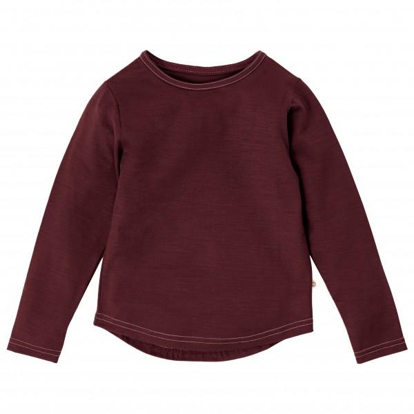 Smalls - Kid's Superfine Merino Long Sleeve Top 17.5 Mic - Merino base layer