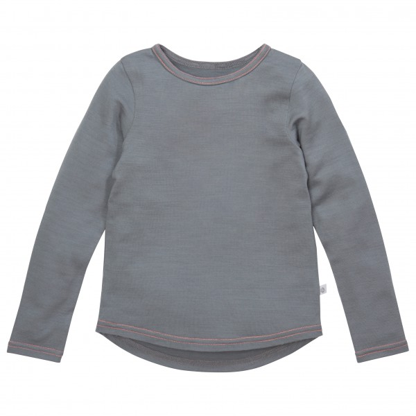 Smalls - Kid's Superfine Merino Long Sleeve Top 18.9 Mic - Merino base layer