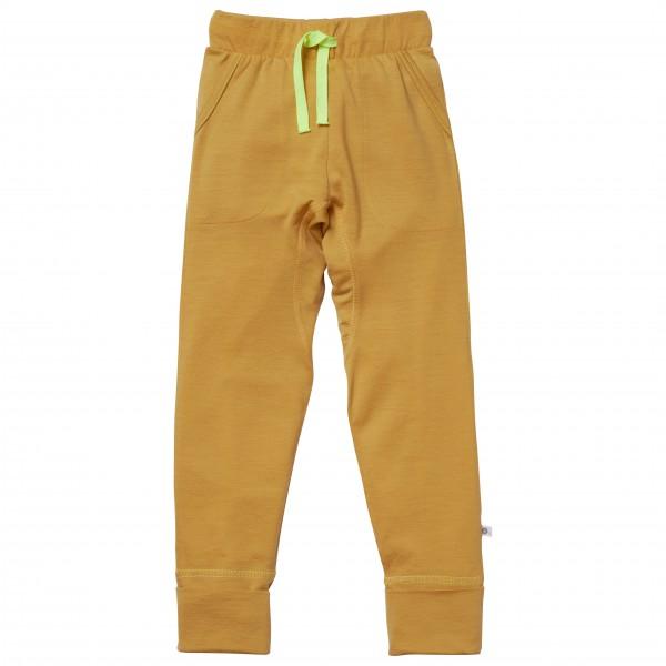 Smalls - Kid's The 24/7 Trouser 18.9 Mic - Merinovilla-alusvaatteet