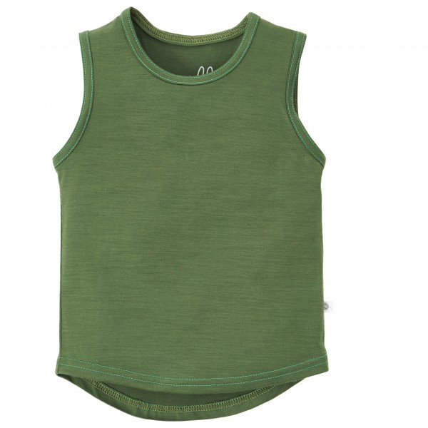 Smalls - Kid's The Best Vest Top 17.5 Mic - Merino base layer