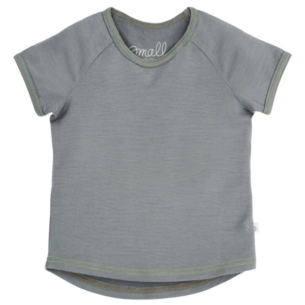 Smalls - Kid's The Raglan Tee 18.9 Mic - Merino-ondergoed