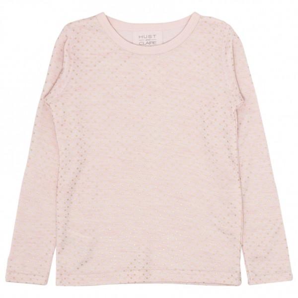 Hust&Claire - Kid's Abba III Nightwear - Merinounterwäsche