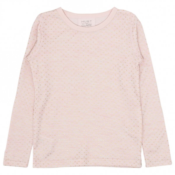 Hust&Claire - Kid's Abba III Nightwear - Merino-ondergoed