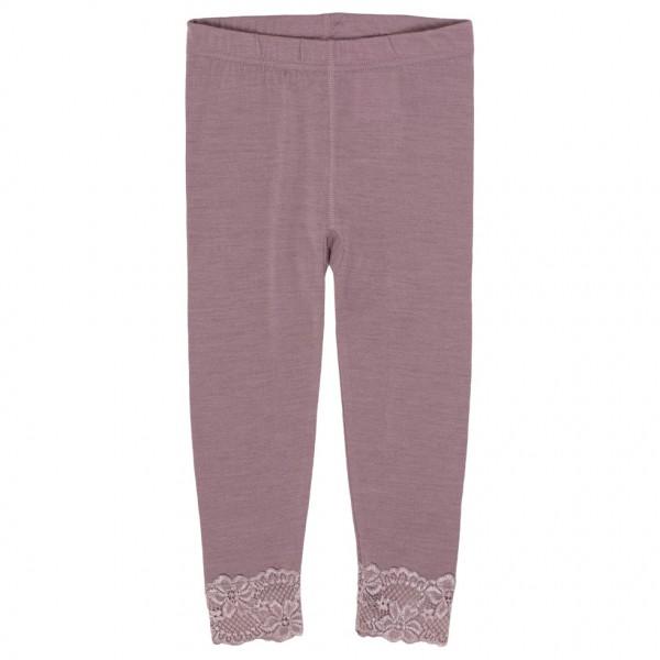 Hust&Claire - Kid's Lili Leggings - Merino undertøj