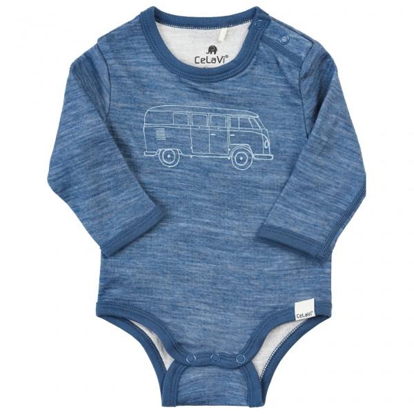 CeLaVi - Kid's Body L/S - Underkläder merinoull