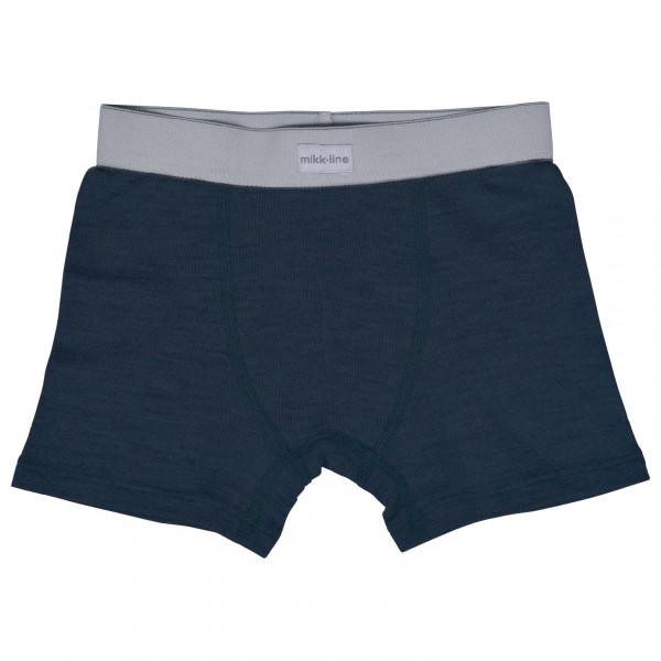 Mikk-Line - Boy's Wool Shorts - Merinovilla-alusvaatteet