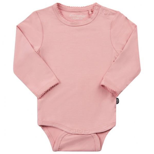 Minymo - Kid's Body L/S Bamboo - Sous-vêtement