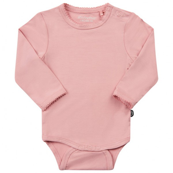 Minymo - Kid's Body L/S Bamboo - Everyday base layer