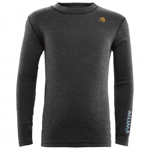 Aclima - Junior Warmwool Crew Neck Shirt - Ropa interior merino