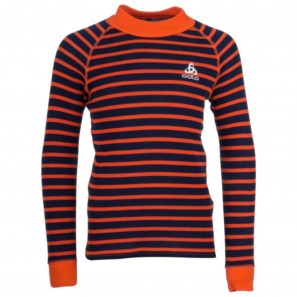 Odlo - Kid's BL Top Turtle Neck L/S Active Warm - Synthetic base layer