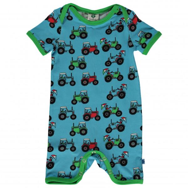 Smafolk - Kid's Body Suit with Tractor - Sous-vêtement