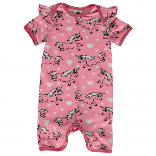 Kid's Body Suit with Unicorn - Everyday base layer