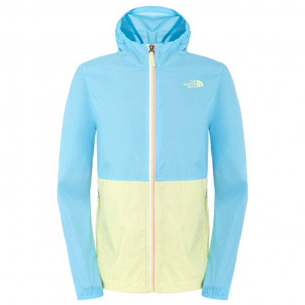 The North Face - Girl's Flurry Wind Hoodie - Windjacke