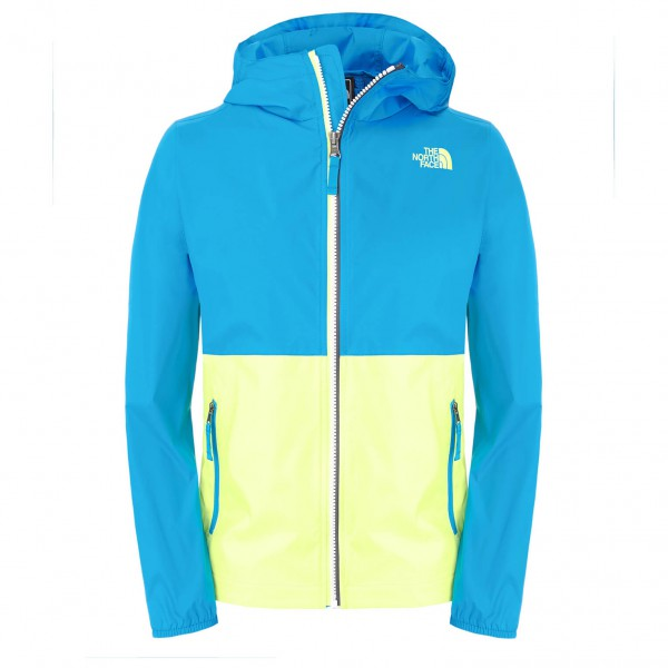 The North Face - Boy's Flurry Wind Hoodie - Windjacke