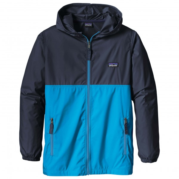 Patagonia - Kid's Light And Variable Hoody - Windjack