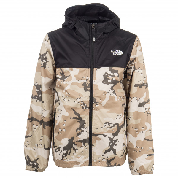 The North Face - Youth Reactor Wind Jacket - Coupe-vent
