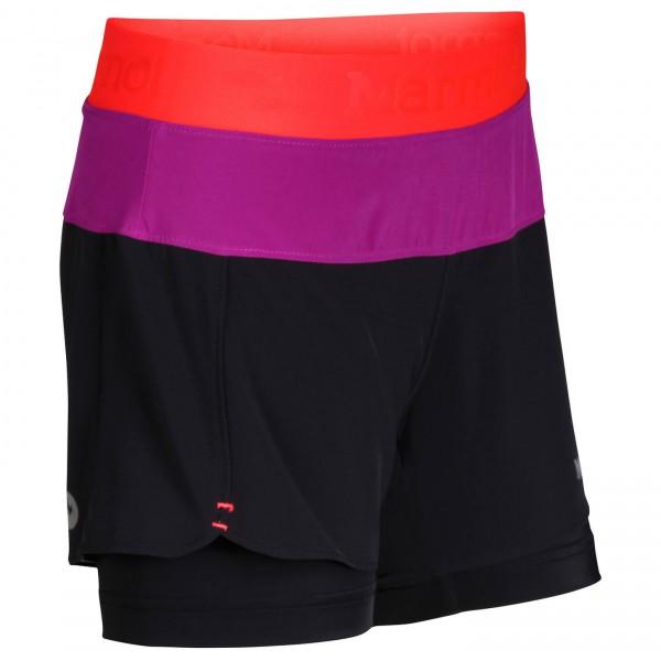 Marmot - Girl's Pulse Short - Pantalon de running