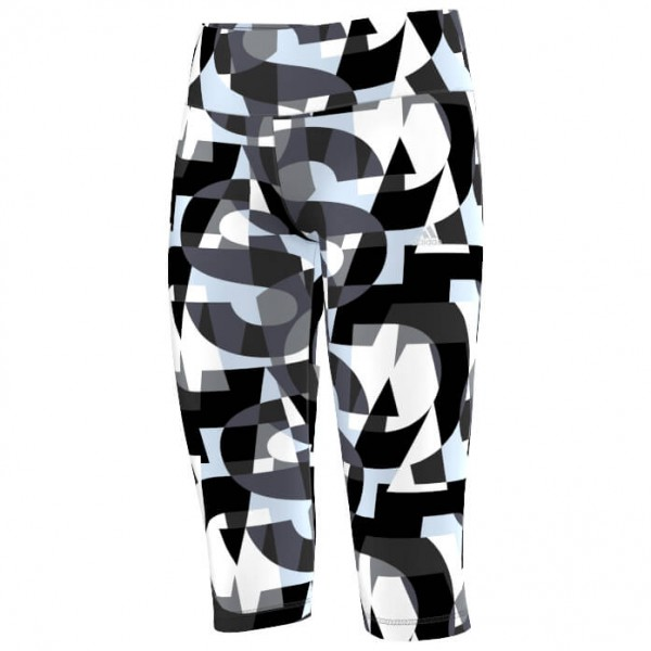 adidas - Kid's Wardrobe Fitness 3/4 Tight