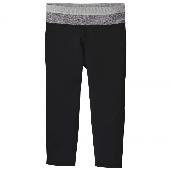 Patagonia - Kid's Centered Crop Tights - 3/4 Lauftight