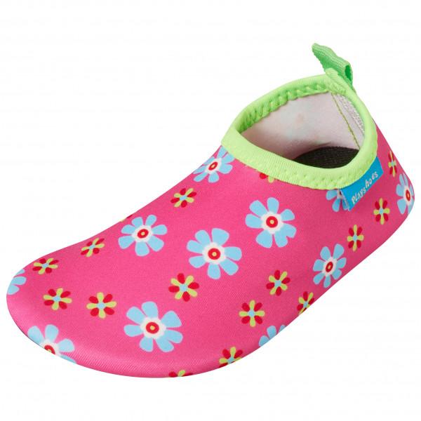 Kid's UV-Schutz Barfu Ÿ-Schuh Blumen - Water shoes