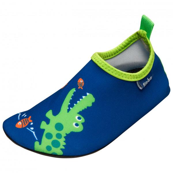 Playshoes - Kid's UV-Schutz Barfuß-Schuh Krokodil - Calzado deportes acuáticos