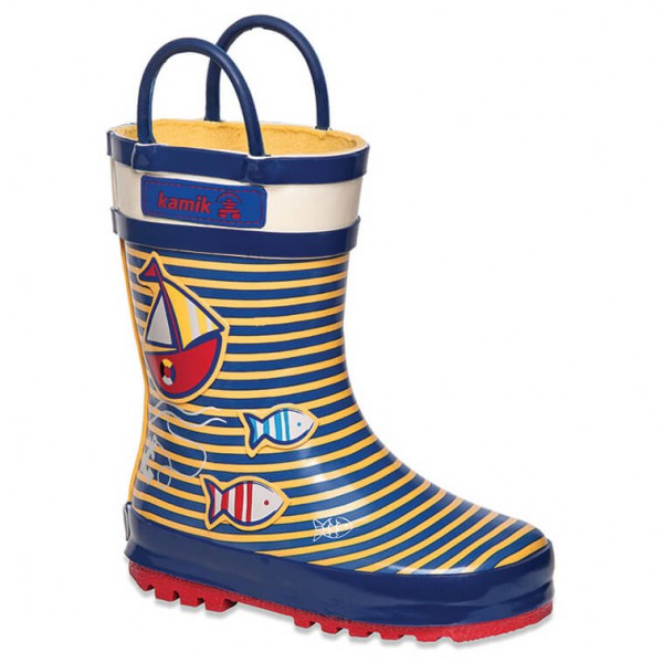 Kamik - Kid's Ahoy - Rubberen laarzen