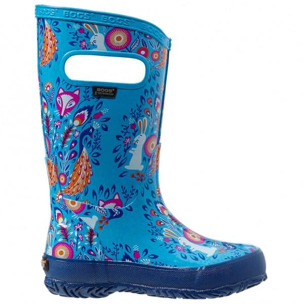 Bogs - Kid's Rainbootforest - Gummistøvler