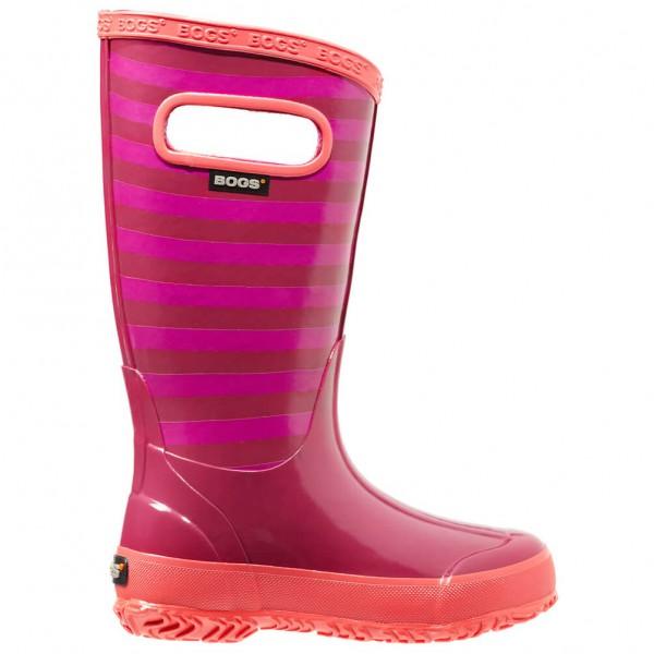 Bogs - Kid's Rainbootstripes - Rubberen laarzen