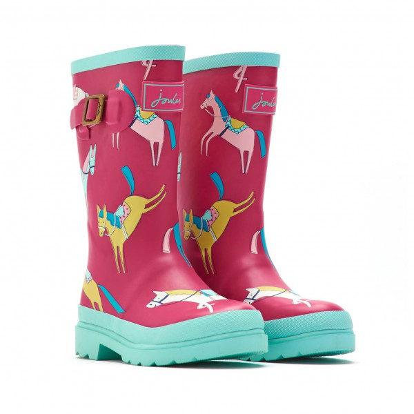Tom Joule - Girl's Welly - Bottes en caoutchouc