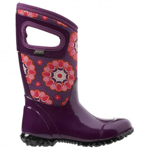 Bogs - Kid's North Hampton Kaleidoscope - Rubber boots