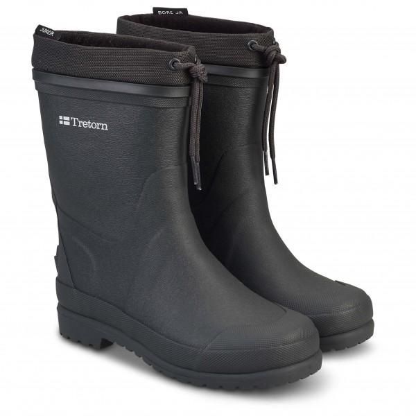 Tretorn - Bore Junior - Bottes en caoutchouc taille 34, noir