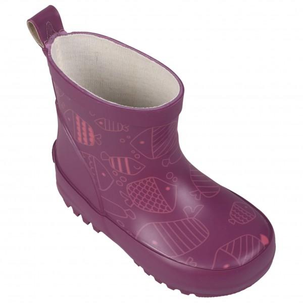 Color Kids - Kid's Ninja Mini Rubber Boots - Kumisaappaat