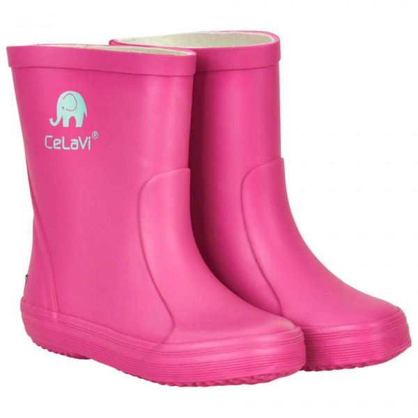CeLaVi - Kid's Basic Wellies - Gummistøvler
