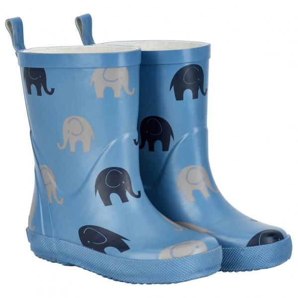 CeLaVi - Kid's Wellies With All Over Elephants - Kumisaappaat