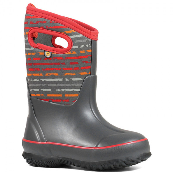 Bogs - Kid's Classic Spot Stripes - Wellington boots