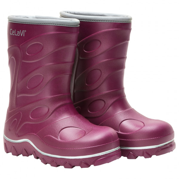 CeLaVi - Kid's Thermal Wellies Embossed - Wellington boots