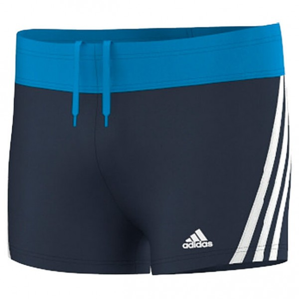 Adidas - Boy's BTS 3Sa Boxer - Swim trunks
