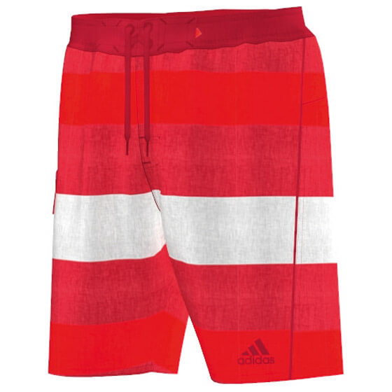 adidas - Boy's Stripes Short CL - Zwembroek